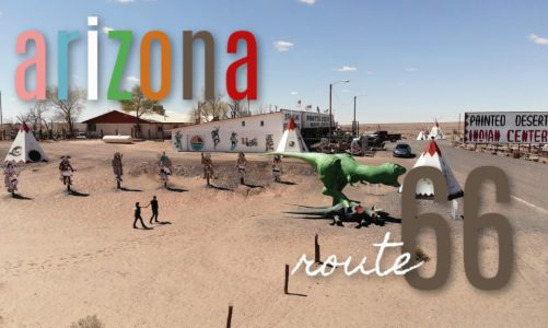 Arizona Route 66 Giant Roadside Attractions | Larger Than Life!