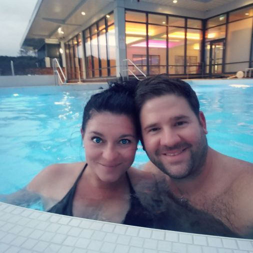 Best Spa Breaks in Scotland For Couples Outdoor Pool