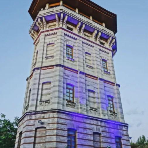 Chisinau Moldova Water Tower