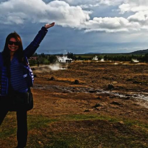 Geothermal Steam Iceland