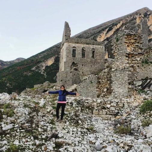 Kelcyra Castle Best day trips from gjirokaster albania