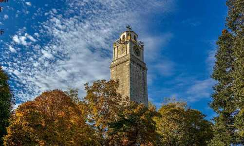 The Bitola Macedonia Clock Tower Mystery | Where's the Hidden Falcon?