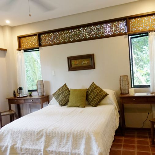 Pangloa and Bohol Island La Casita de Baclayon Bedroom