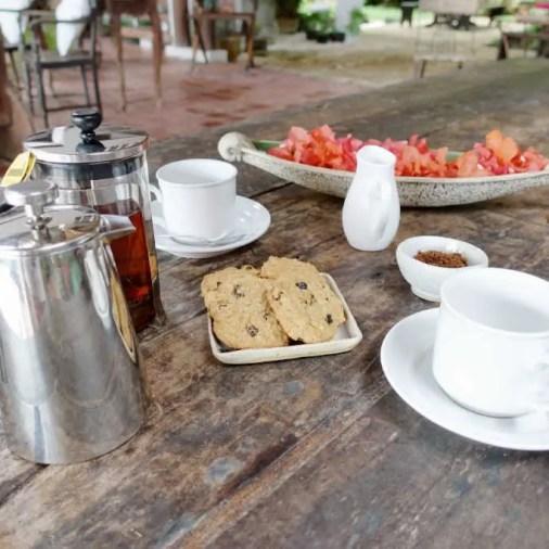 Pangloa and Bohol Island La Casita de Baclayon coffee