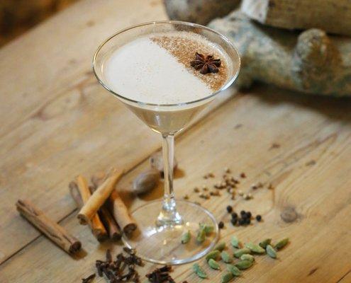 Themed cocktail bar