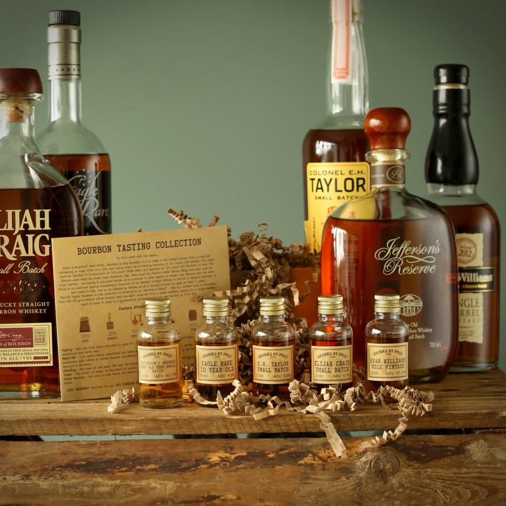 Bourbon Spirit Tasting Christmas Gift