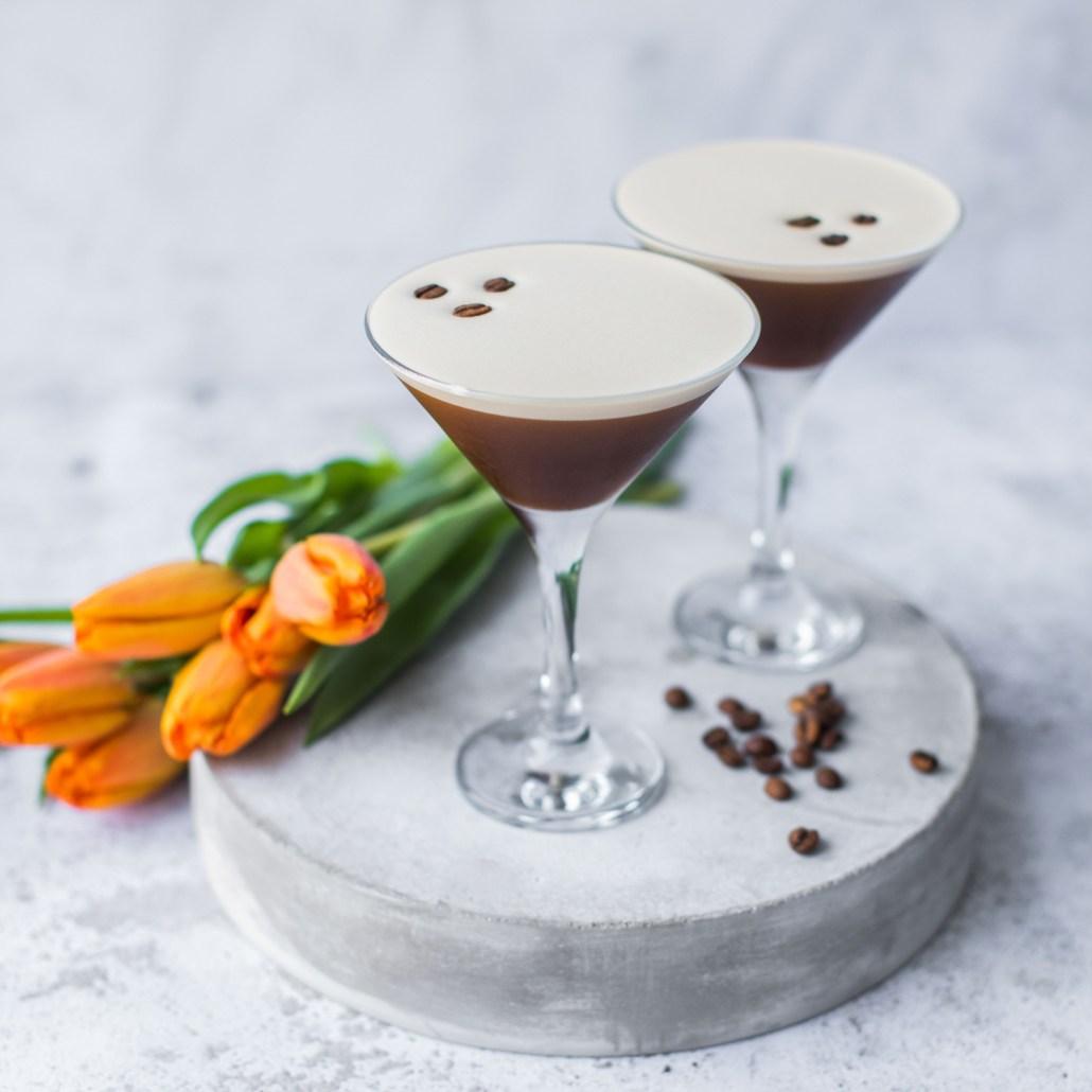 couples espresso martini date night gift box