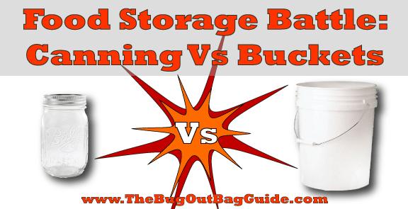 food storage plan