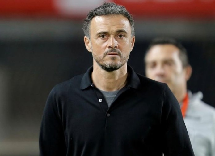 Luis Enrique returns as coach of the Spanish national football team