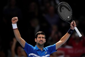 Djokovic defeats Berrettini in ATP Finals Open