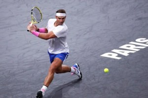 Nadal optimistic about his fitness before the APT Finals