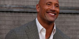 The Rock announces film making about the story of Mark Kerr
