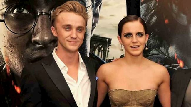 What Harry Potter Movies Actors Tom Felton And Emma Watson Are Dating Here S What We Know About It The Bulletin Time