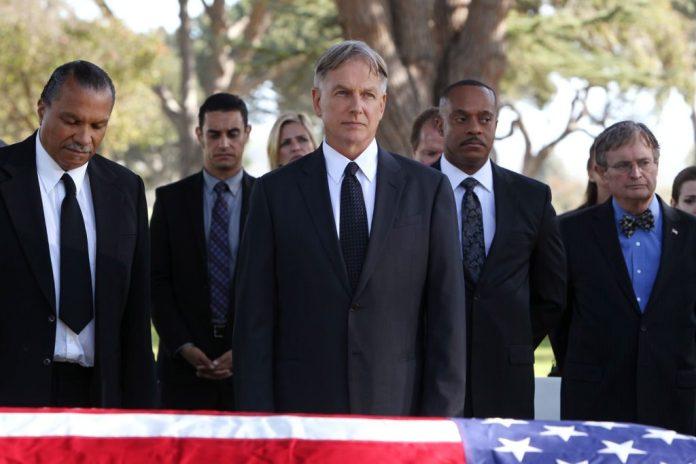 Billy Dee Williams, Mark Harmon, Rocky Carroll, and David McCallum on NCIS. | Sonja Flemming/CBS via Getty Images