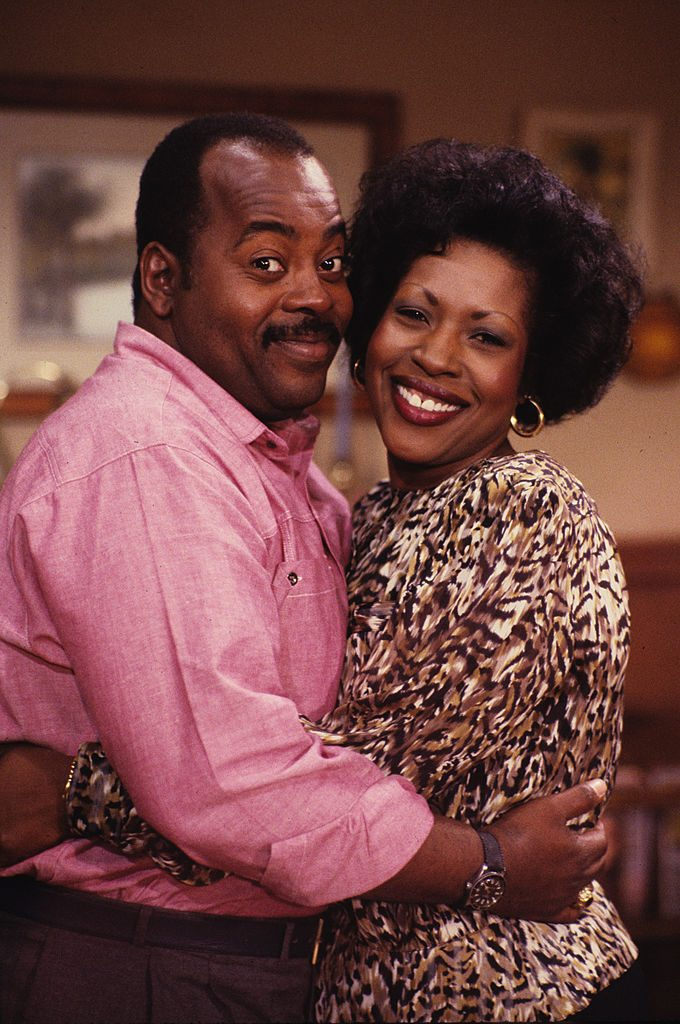 Carl and Harriet Winslow of Family Matters