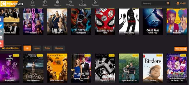 CMovies legal ways to download movies - The Bulletin Time