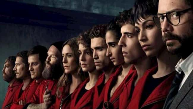 Money Heist Season 4 Download Leaked by Torrent - The Bulletin Time