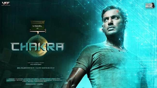 Chakra Movie Download Hindi dubbed in HD Download Leaked By Tamilrockers