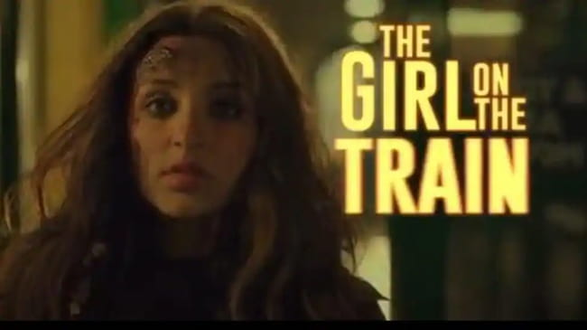 The Girl on the Train Full Movie Leaked by the Piracy Website Filmyzilla