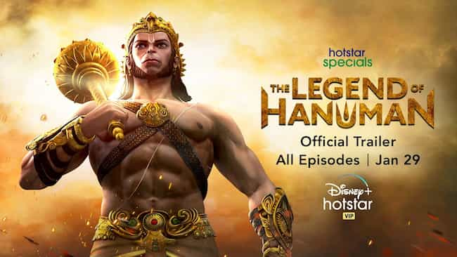The Legend of Hanuman, Animated Series Leaked by the Piracy Website Filmyzilla