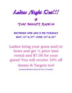 Ladies Night final