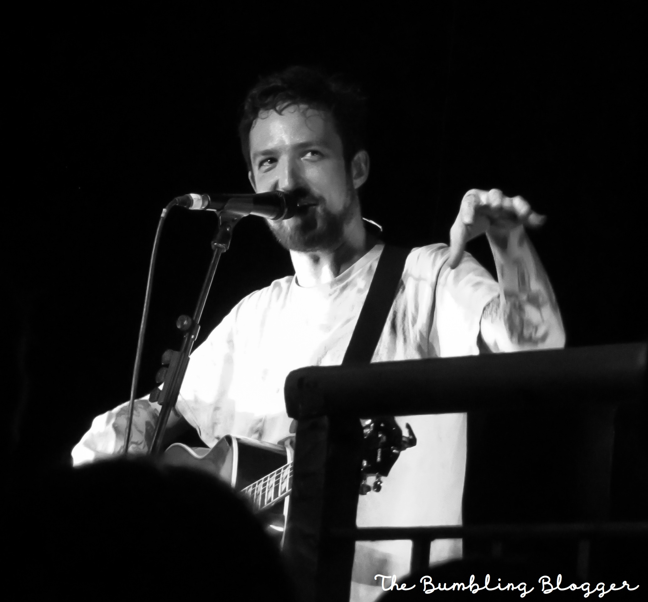 Review: Frank Turner – Level III Swindon, 20/01/2018