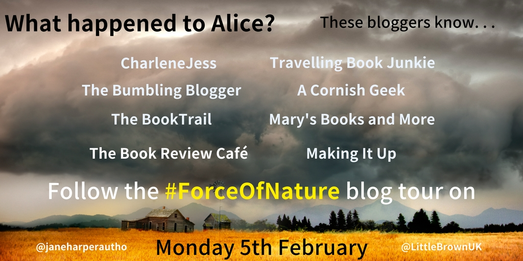 Review: Force of Nature by Jane Harper