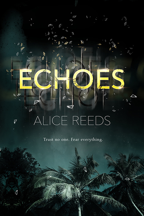 Echoes by Alice Reeds cover reveal