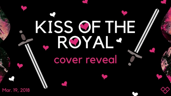 Cover reveal: Kiss of the Royal by Lindsey Duga