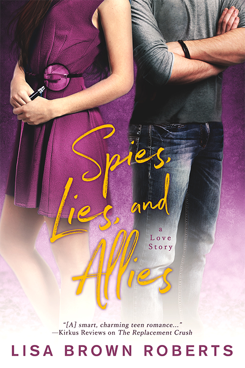 Spies, Lies, and Allies by Lisa Brown Roberts cover reveal