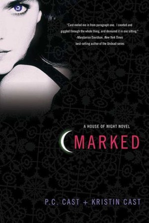 Marked by P.C. and Kristin Cast