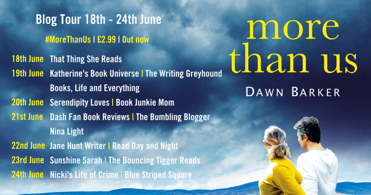 Spotlight: More Than Us by Dawn Barker