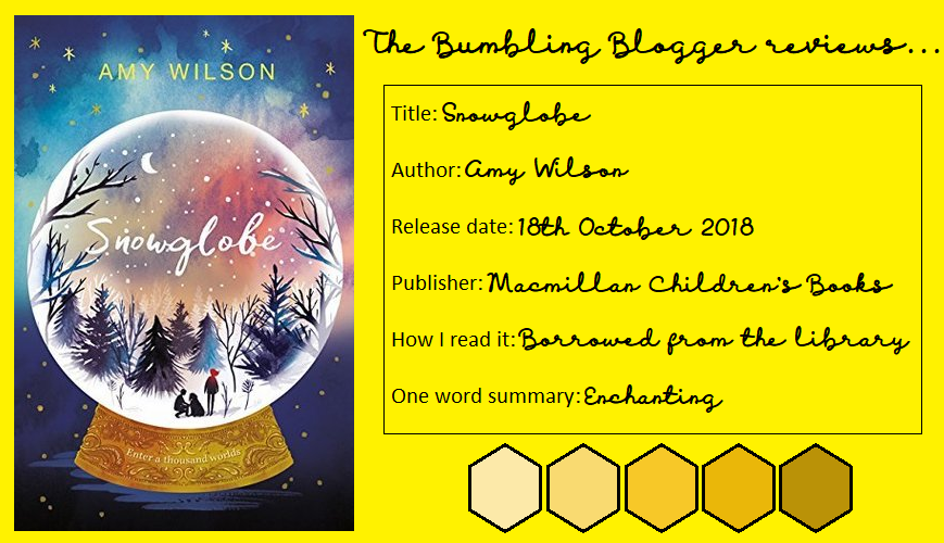 Review: Snowglobe by Amy Wilson