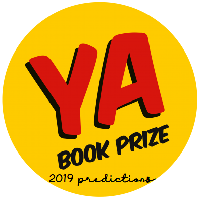 YA Book Prize 2019 predictions