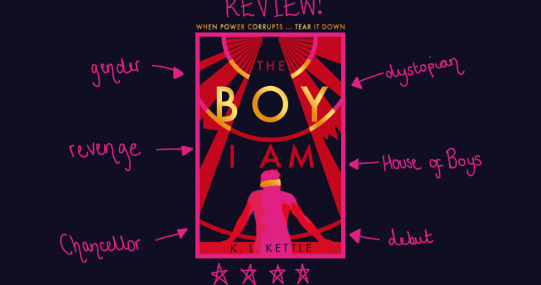 REVIEW: The Boy I Am by K.L. Kettle