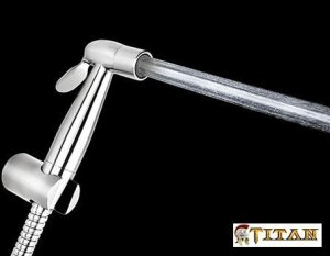 the titan model of bidet sprayer