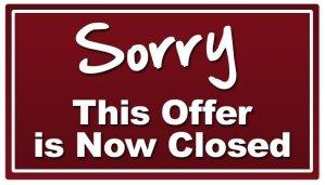 the-bum-gun-offer-closed