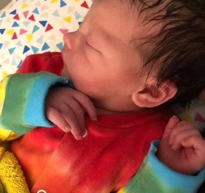 Laura's Positive Birth – Unplanned Homebirth