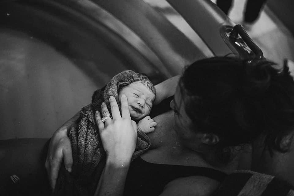 Hannah's Positive Home Birth