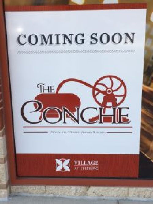 the conche