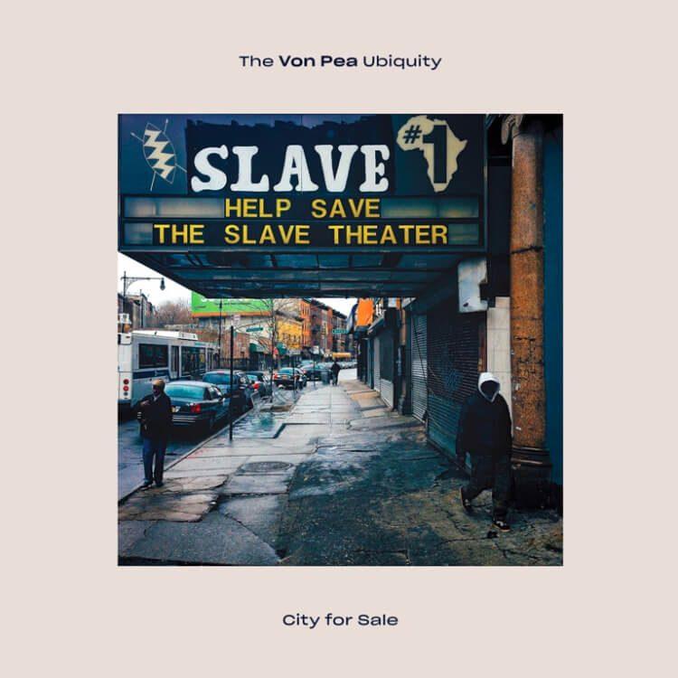 Von Pea Releases 'City for Sale'