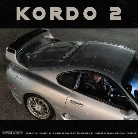Kordoroy Floyd Releases New EP 'Kordo 2'