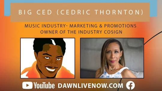 15 Minutes of Fame w/ Dawn | Interview with Big Ced (Cedric Thornton)