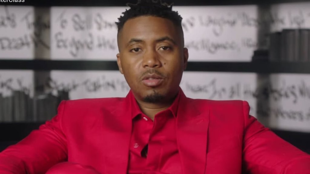 Nas Partners With MasterClass to Teach the Art of Hip-Hop Storytelling