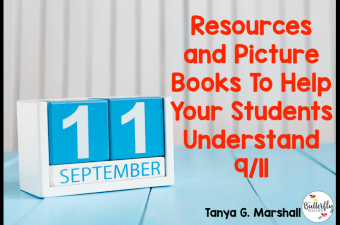 Resources and Picture Books for Teaching 9/11