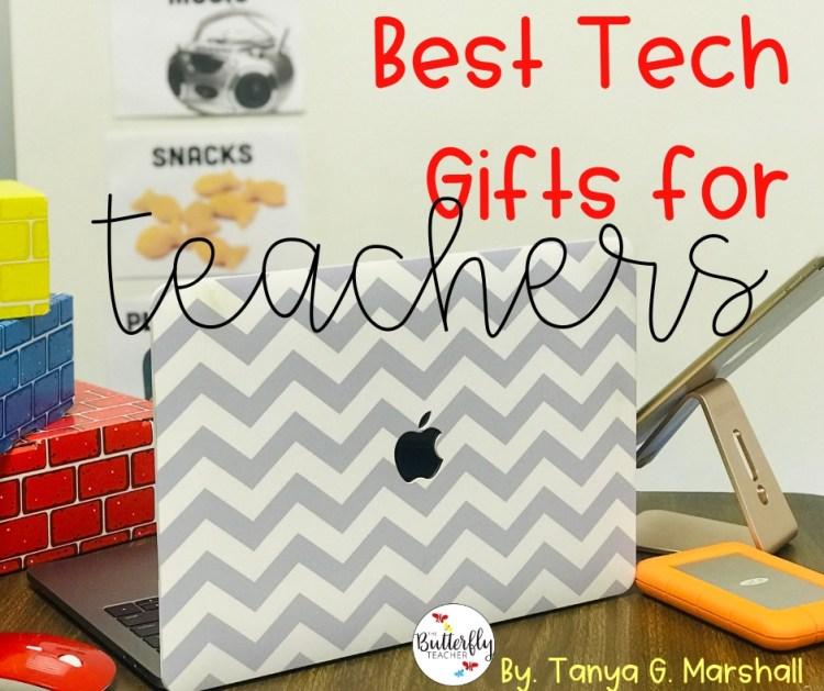Best Tech Gifts for Teachers