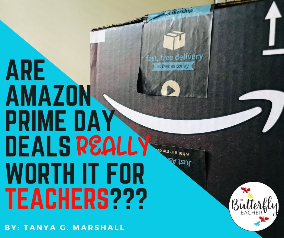 amazon prime day deals for teachers archives the butterfly teacher. Black Bedroom Furniture Sets. Home Design Ideas
