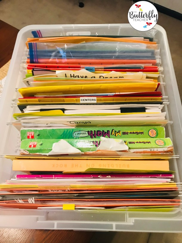 Guaranteed Organization Tips for Teacher Hoarders | The Butterfly