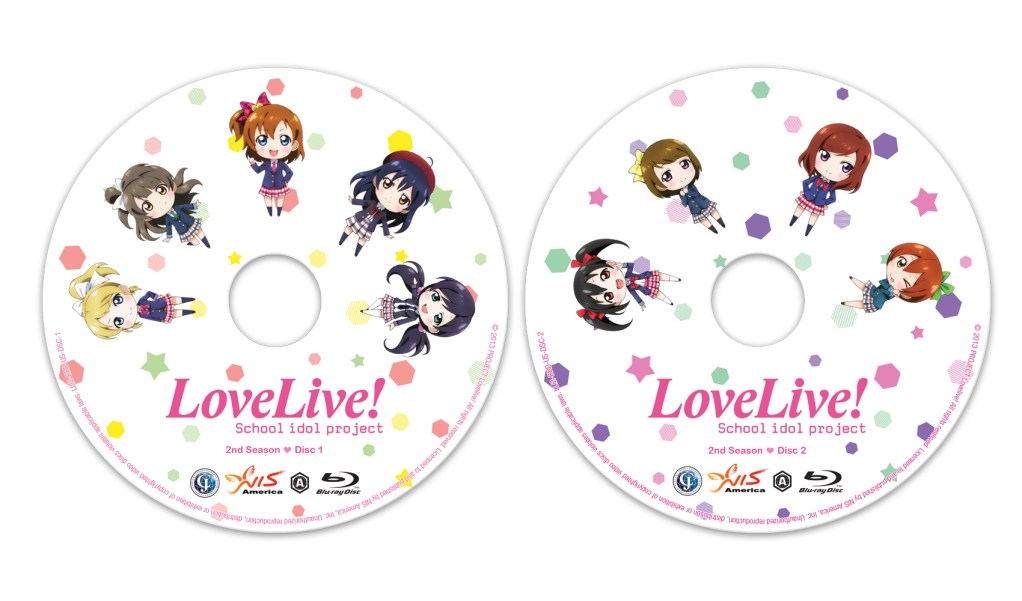 Anime Review || Love Live! school Idol project season 2