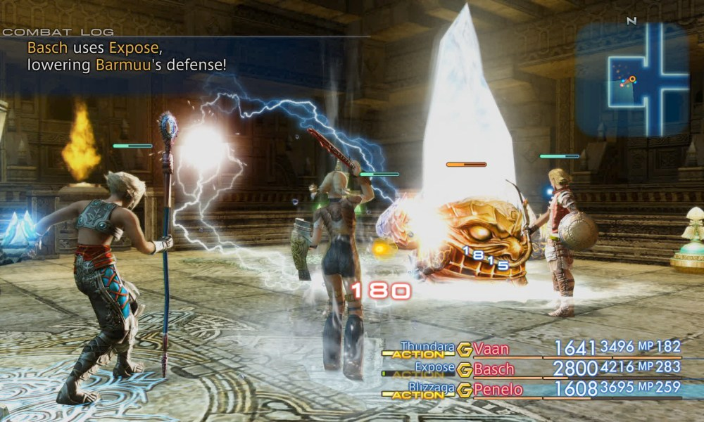 Final Fantasy Xii The Zodiac Age Available Now For Ps4 The